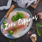 """Tras generaciones de tradición pescatera y mucho trabajo y esfuerzo el corte del pescado es una de nuestras especialidades  🔪. Como nuestros filetes de pescado """"Zero espinas"""" , una laboriosa preparación para que los filetes sean lo más limpios de espina posibles, para los más exigentes. Del mar al plato en un click...y sin espinas.👆"""